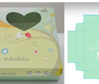 Diseño de caja p/ropa bb